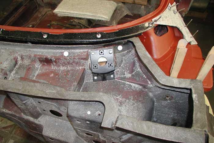 Craig 67 Corvette Restoration